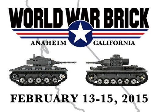 World War Brick 2015
