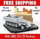 SdKfz251/22 Offer