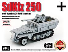 SdKfz 250 Pakwagen