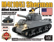 M4(105) Sherman