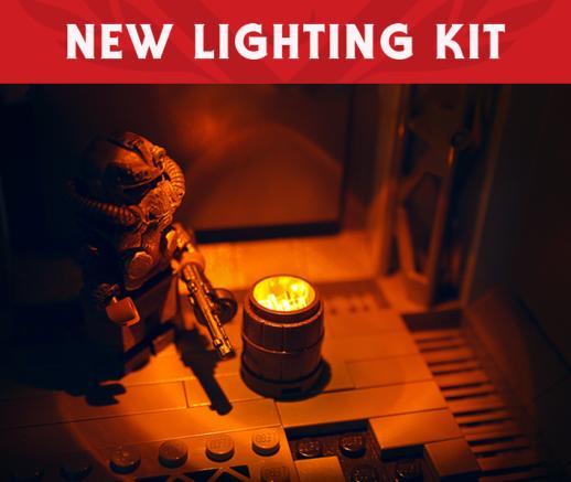 New light kit