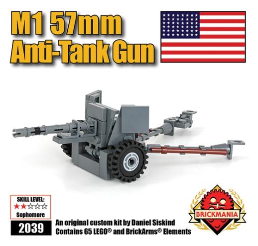 M1 57mm AT Gun
