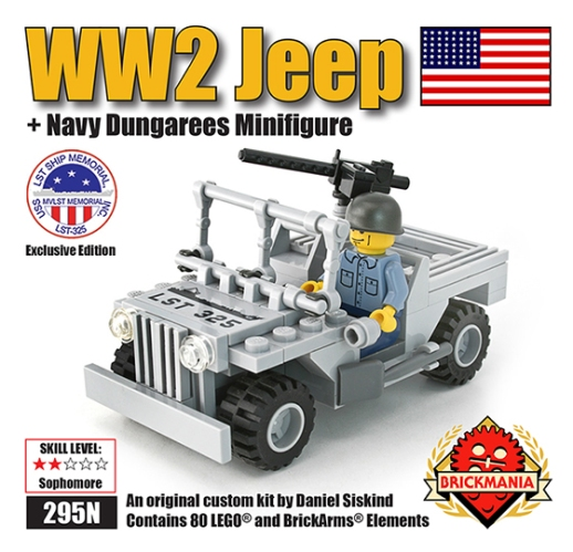 LST 325 Jeep