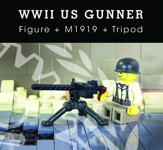 WW2 US Gunner