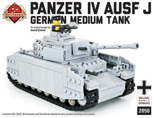 Panzer IV Ausf J