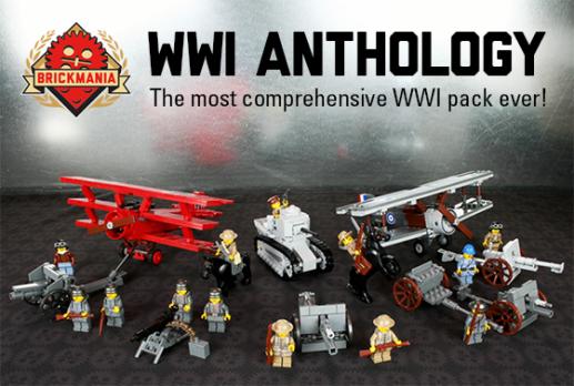 WWI Anthology