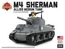 M4 Sherman Restock