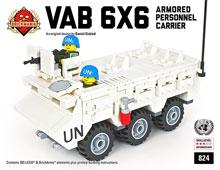 VAB 6x6 APC