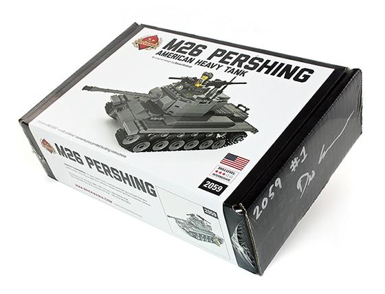 M26 Pershing Box