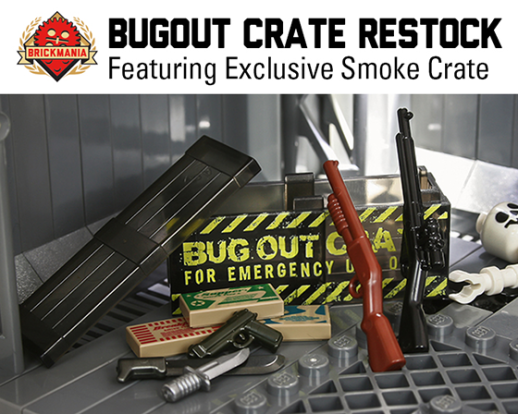 Bug Out Crate