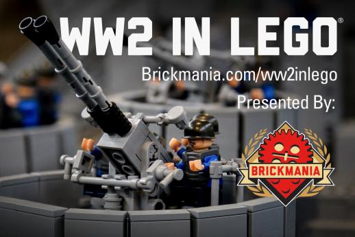 WW2 in LEGO