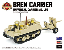Bren Carrier LP2