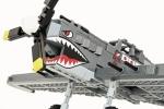 """P-40 Warhawk """"Flying Tigers"""""""