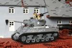 Battle of the Bulk Sherman Tank