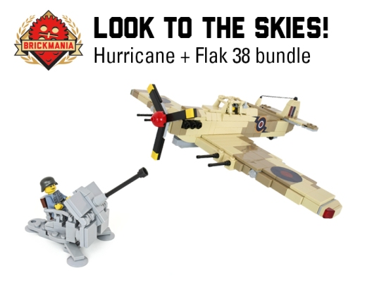 Hurricane & Flak 38 Bundle