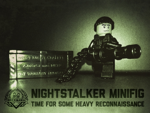 Nightstalker Pack with Minifig