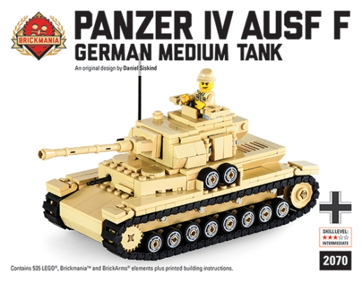 Lego Panzer – Brickmania Blog