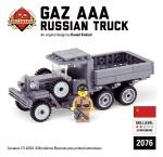 Gaz AAA Truck