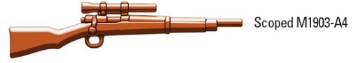 M1903-A4 Scoped