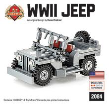 http://www.brickmania.com/wwii-jeep/