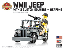 WW2 Jeep Mega Pack