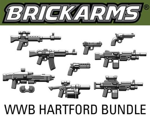 BrickArms Hartford Bundle