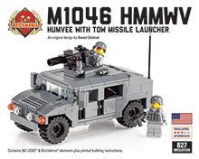 M1046 HMMWV with TOW Missile Launcher