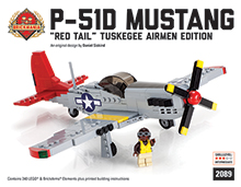 P-51D Red Tail