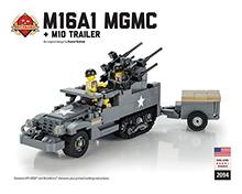 M16 MGMC Hraut Mower