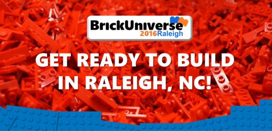 Brick Universe 2016 getready