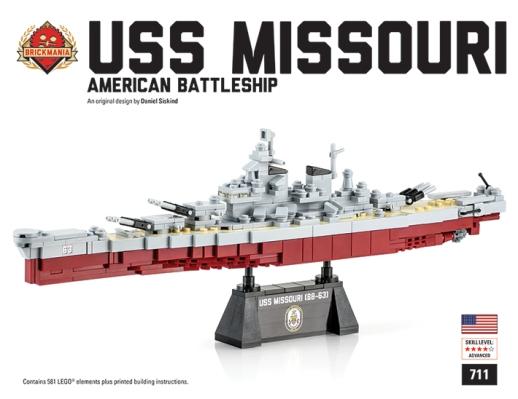 711-USSmissouri-Cover710