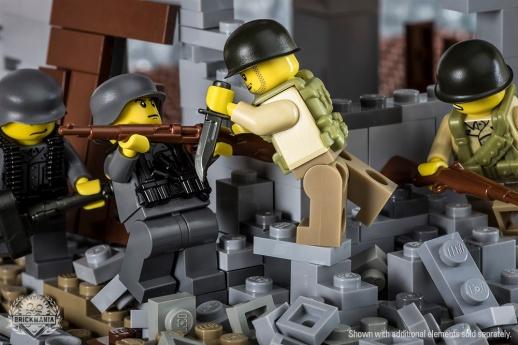 WWII Vests Action I 1000