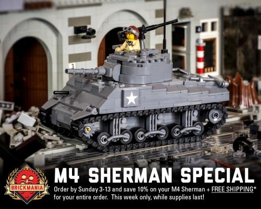 2048 sherman promo 10% free shipping 1000