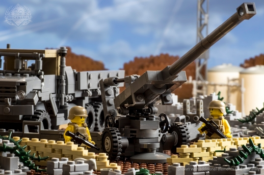 New Release: M923 5-Ton Heavy Utility Truck & M198 155mm Howitzer