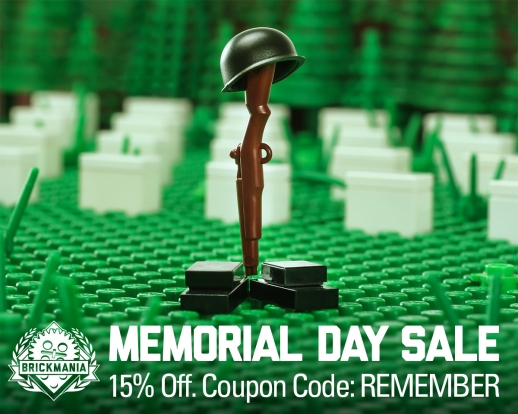 Memorial Day Sale 2016