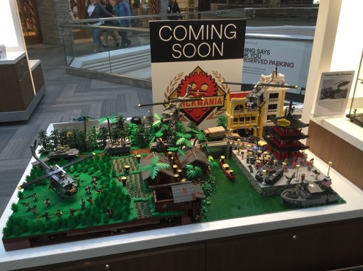 Coming Soon to Woodfield Mall! | Brickmania Blog