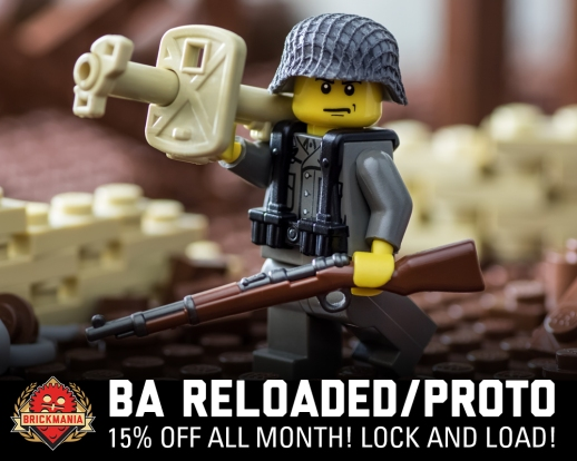 2016 June Promo_15% Off Reloaded Protos