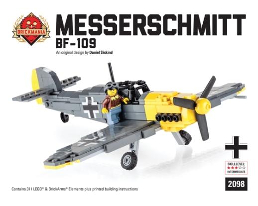Bf-109 kit