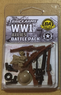 WW1 Allies Battle Pack