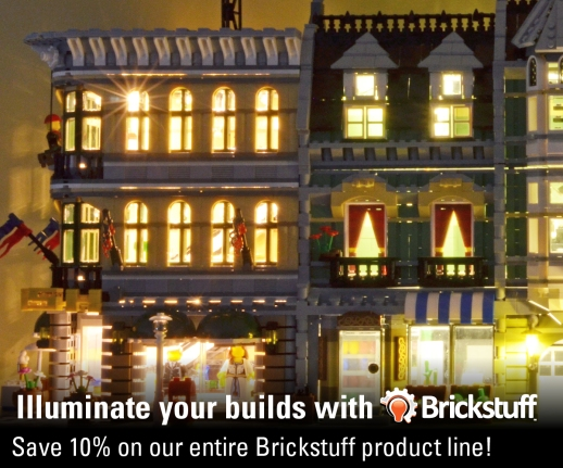 BrickStuff June Promo