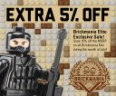 Extra 5 Brickmania Elite