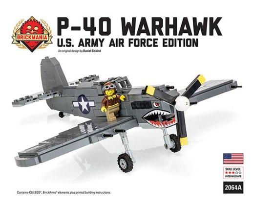 P-40 Box Cover