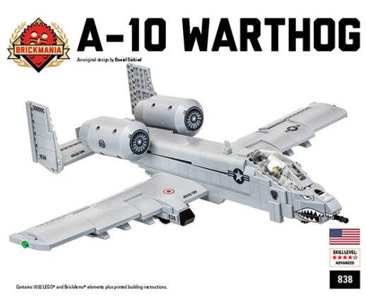 A-10 Warthog Cover