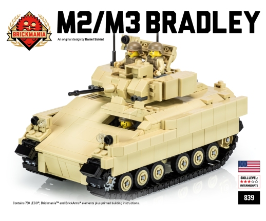 M2/M3 Bradley Kit