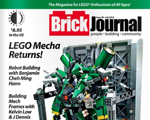 BrickJournal #40 preview