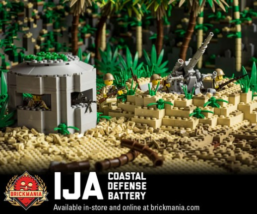 IJA Coastal Defense Battery