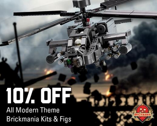 10% off modern Kits