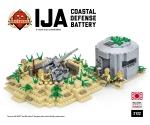 IJA Costal Defense Battery