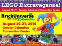Brick Universe Columbus 2016