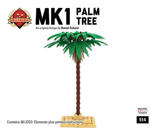 Mk 1 Palm tree